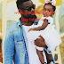 Sarkodie Shares Photo With His Daughter Days After His Death Rumour