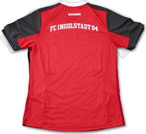 FCインゴルシュタット04 2015-16 ユニフォーム-ホーム