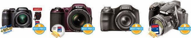 kamera prosumer semi SLR/DSLR