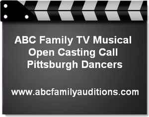 ABC Family Dancer Open Casting Call