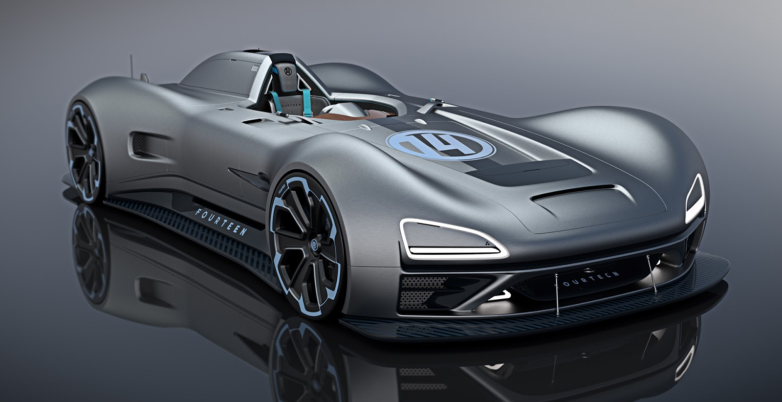 The World Needs This Single Seater Supercar Concept