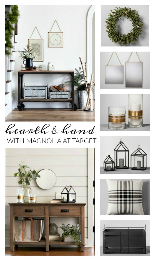 Magnolia, joanna gaines, hearth and hand, target, decor