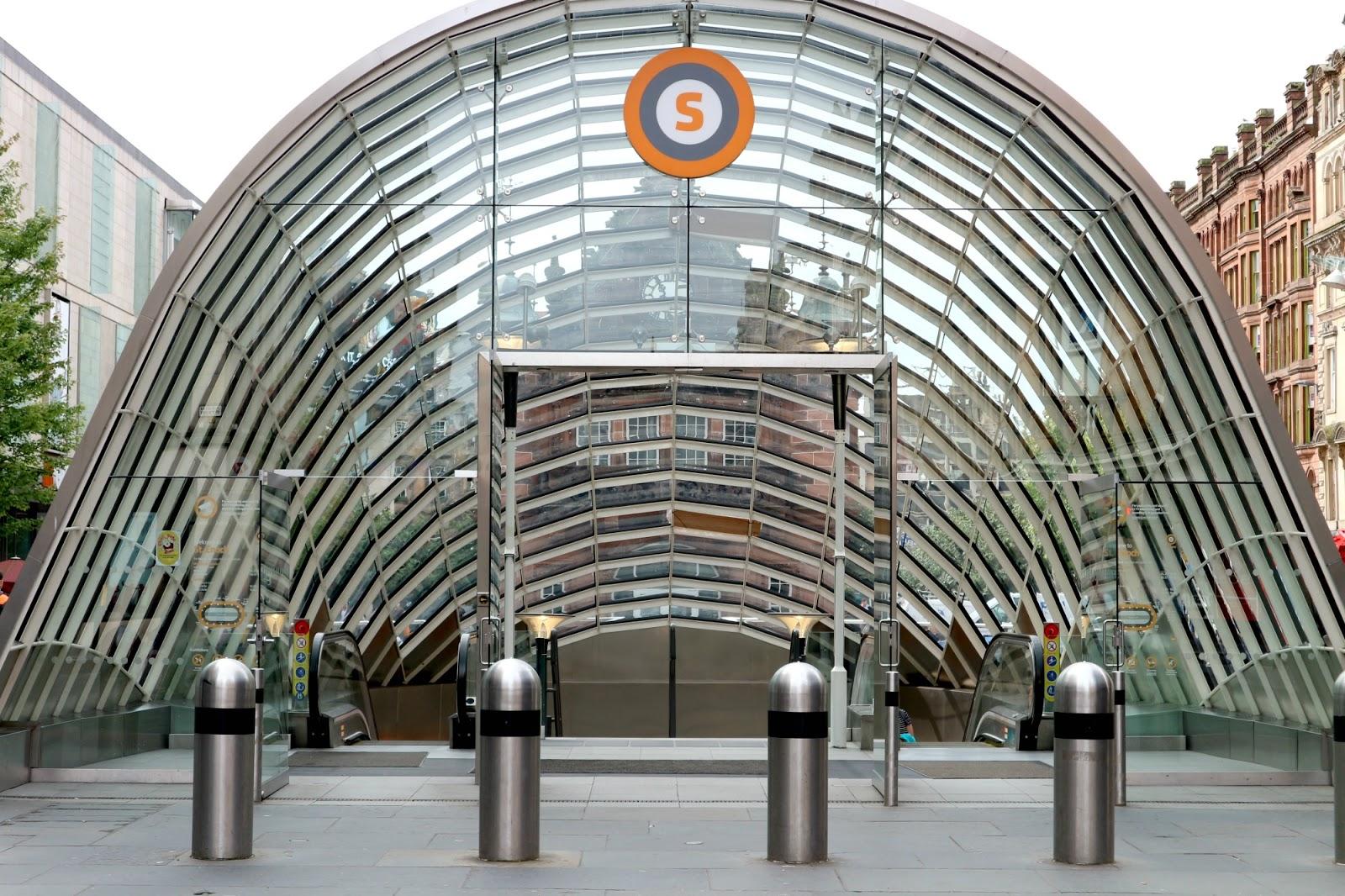 Subway Station St Enoch