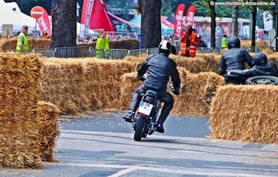 Stadtpark Revival Hamburg Motorradrennen