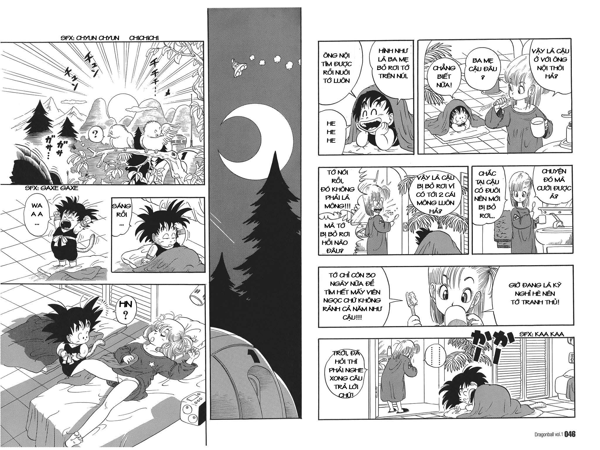 Dragon Ball chap 2 trang 12