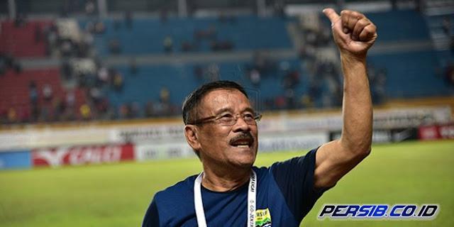 PSSI Pulihkan Status Manajer Persib Umuh Muchtar, Sanksi Komdis Dibatalkan