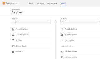 Link Adsense With Google Analytics - 1