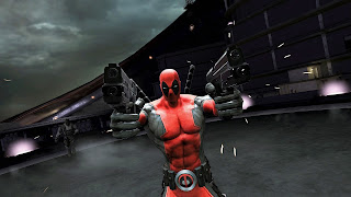 Deadpool PC Game Wallpaper