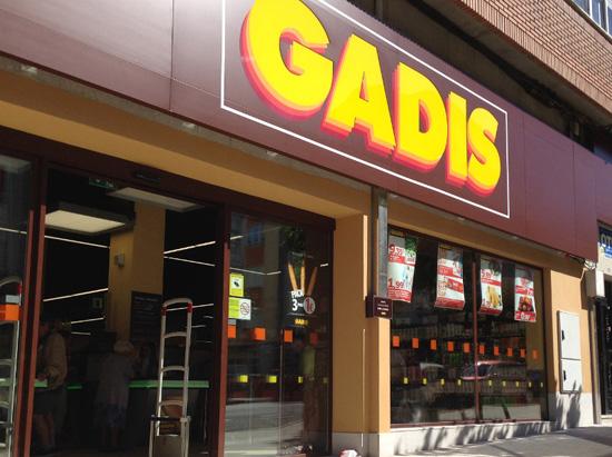 buongiorno A Coruna - Supermercati Gadis