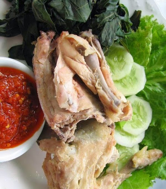 Resep Masakan Khas Padang, Ayam Pop