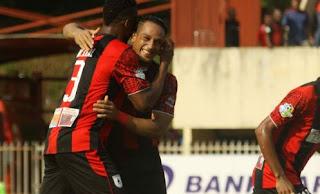 Persipura Menang 2 - 1 atas Persela Lamongan #Liga1