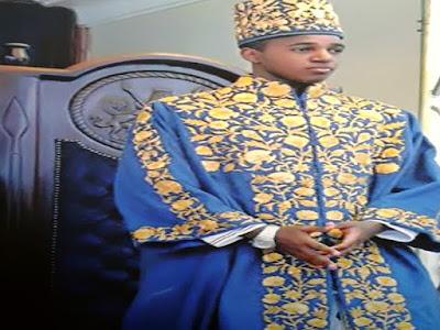 Gambar Raja Oyo Nyimba Raja Uganda Paling Muda Di Dunia