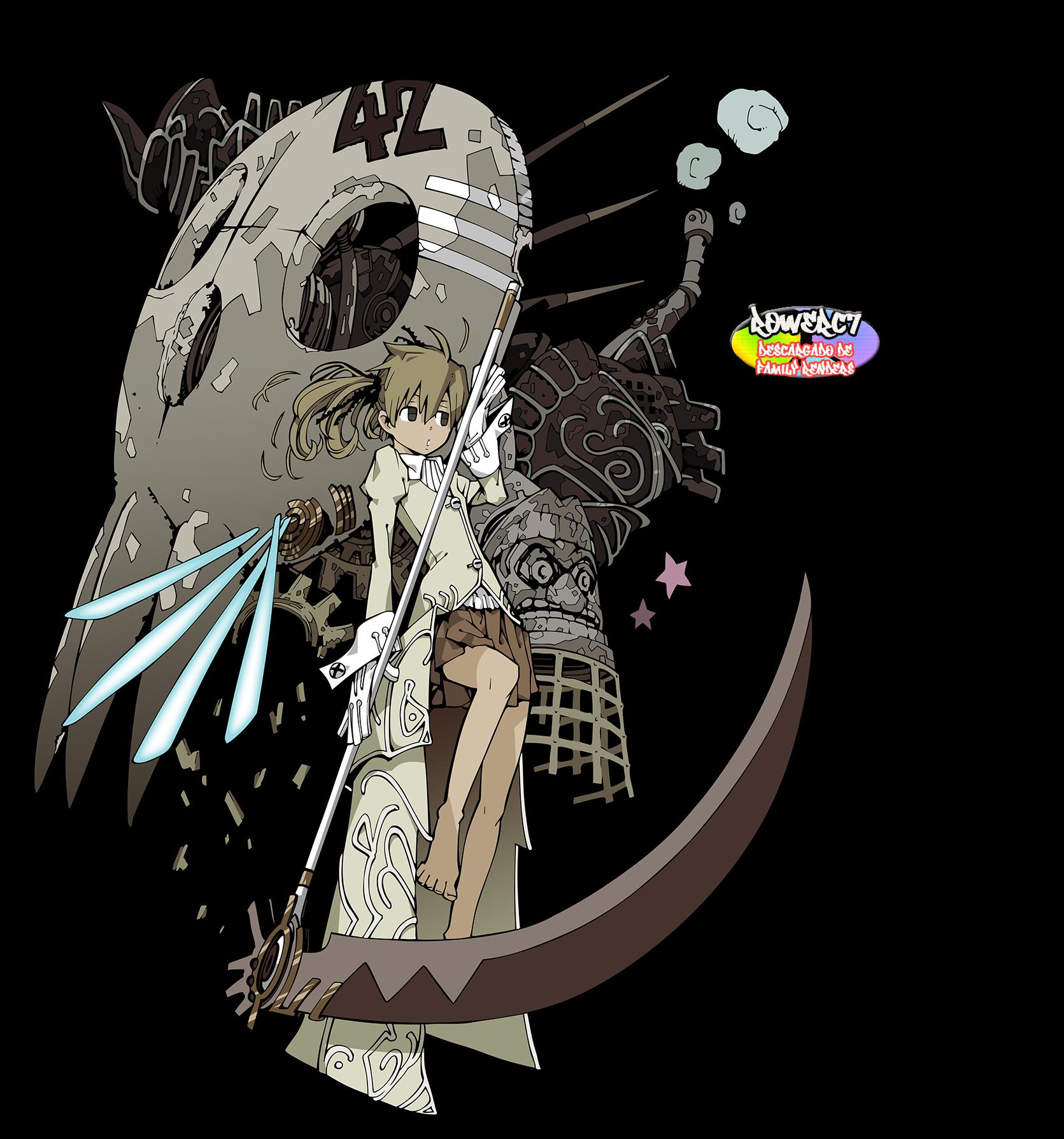 Png- Maka // Soul Eater