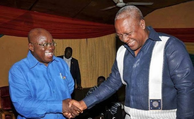 Election 2016: Presidential candidates to pay Gh¢50k filing fee