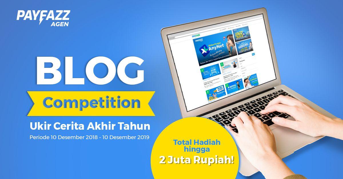 kompetisi blog payfazz 2018