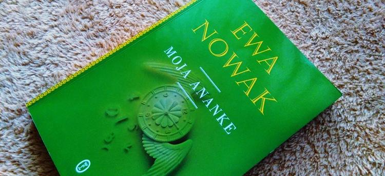 Moja Ananke Ewa Nowak