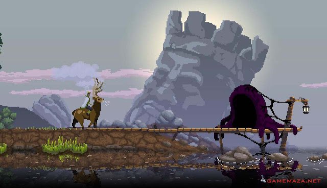 Kingdom Two Crowns Winter Gameplay Screenshot 1