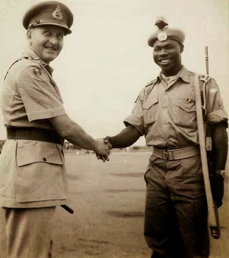 olusegun obasanjo congo 1961