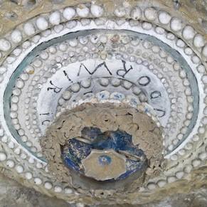 drôme hauterives palais idéal facteur cheval détail intérieur façade ouest