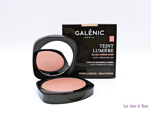 Teint Lumière Galenic novedades bronzer blush beauty makeup maquillaje naked