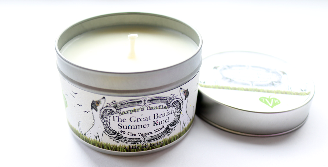 Harper's Candles The Great British Summer Kind Candle