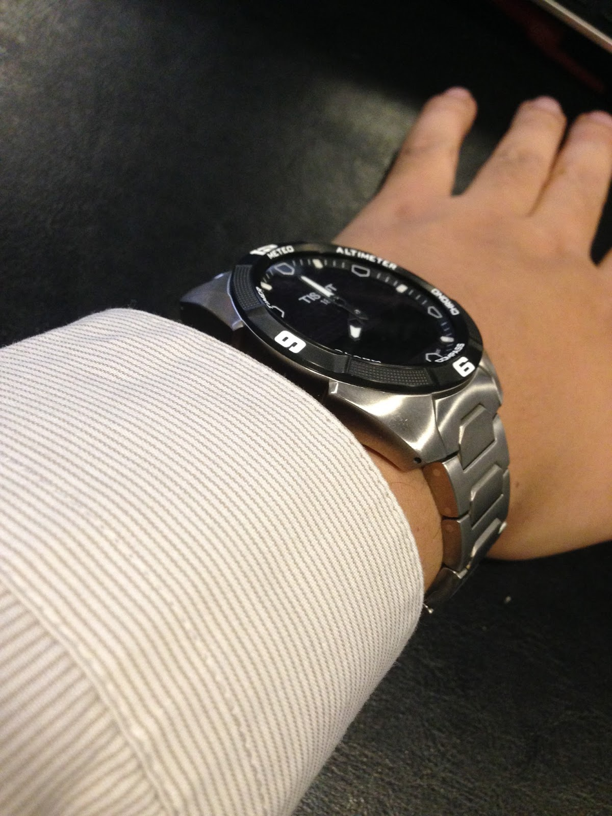 My Western Watch Collection Tissot T Touch Expert Solar