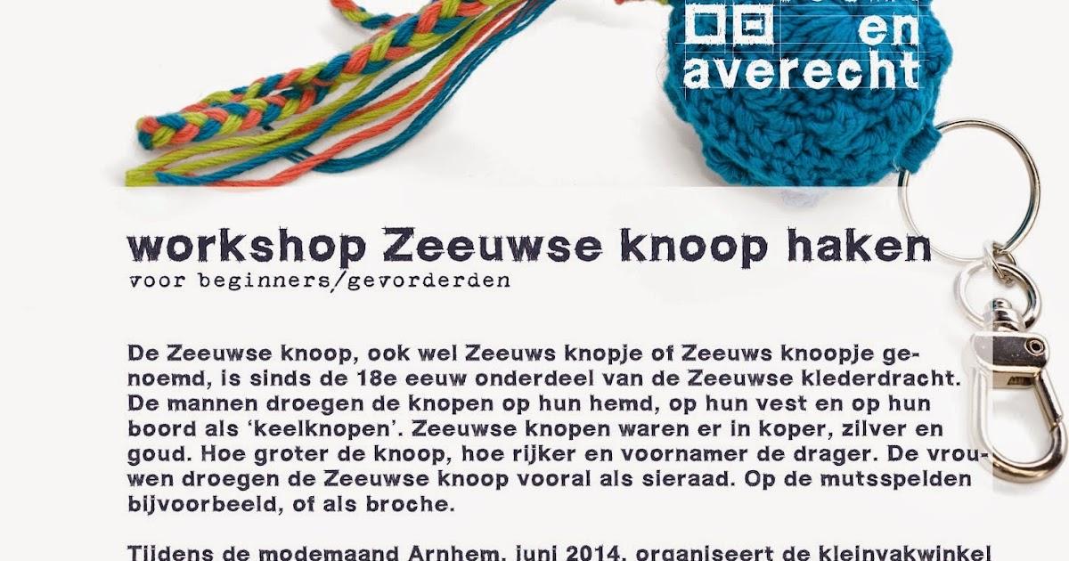 Recht En Averecht Voor Breiers Met Pit Workshop Zeeuwse Knoop