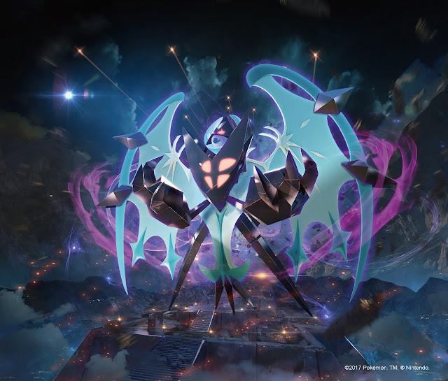 Se anuncia expansión de Pokémon, Ultraprisma