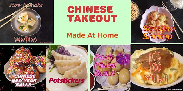 Chinese Takeout Recipes photo by Candy Dorsey