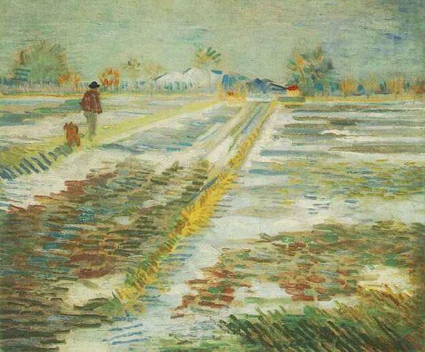 info for ac5ab 477f9 Vincent L inverno Corner Di Gogh Cultural Van Quadri Nei waUqxnSX1