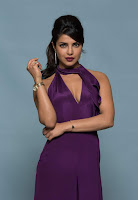 Priyanka Chopra in Mesmerizing Purple Backless Deep neck Gown 11).jpg