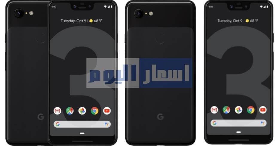 882e2acd3a08f سعر ومواصفات جوجل بكسل 3 اكس ال - Google Pixel 3 XL 2019