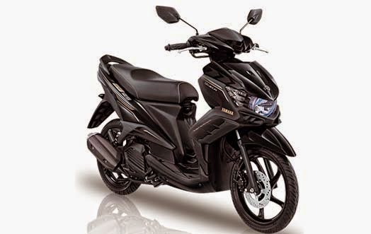Yamaha New GT125 Eagle Eye