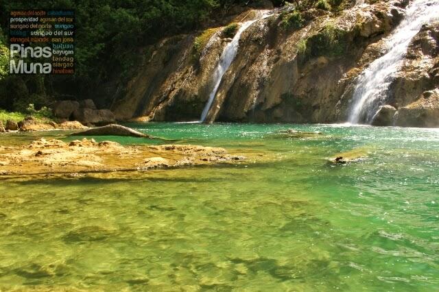 Bega Falls in Prosperidad Agusan del Sur