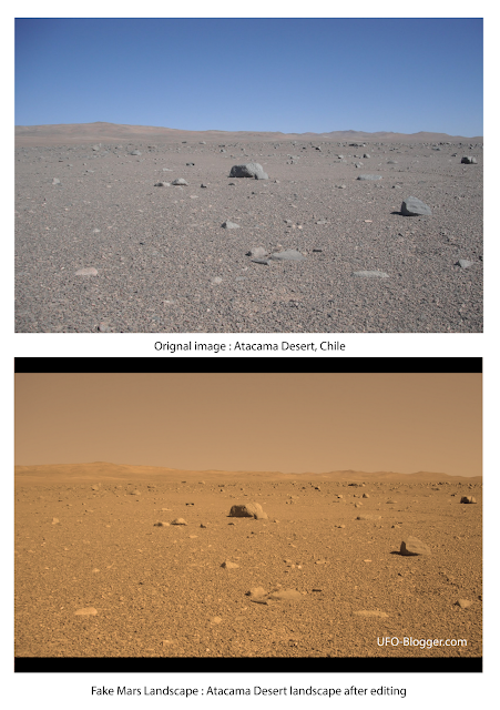 Who Is Cleaning The NASA Mars Rover Curiosity ? - UFO News ...