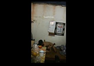 Clip: Quay lén thằng cạnh phòng và Gấu, Đóng ngược của phịch rung giường @@