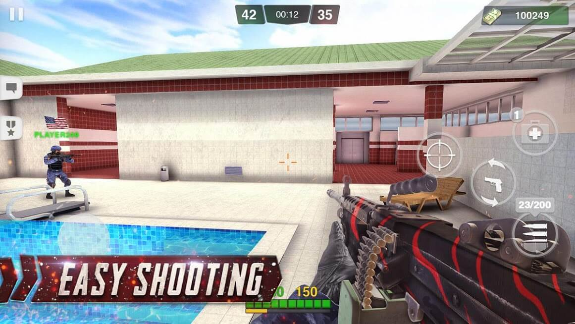 Baixar Special Ops: Gun Shooting v 2.2 apk mod DINHEIRO / OURO INFINITO