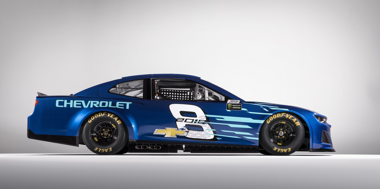 2018 Chevrolet Camaro Zl1 Race Car Unveiled For The