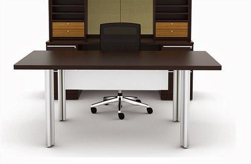 Cherryman Verde Modern Table Desk