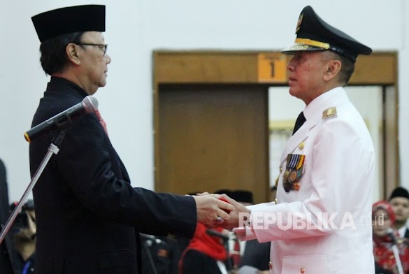 Dahnil: Iwan Bule Jadi Pj Gubernur Langgar Aturan, Jika...