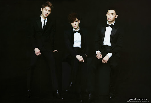 Whatever I want to post: JYJ