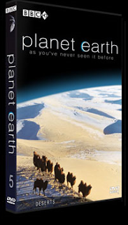 Planet Earth 5 Deserts ดินแดนที่ว่างเปล่า
