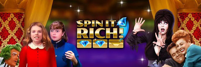 Spin it Rich Free Coins More VIP Points