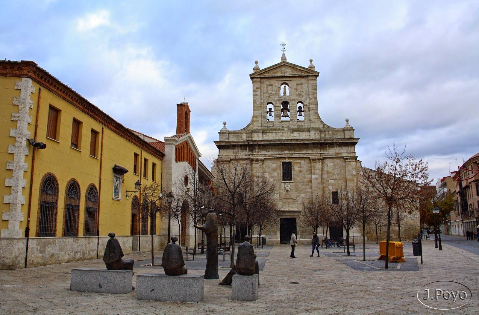 Convento de San Pablo de Palencia