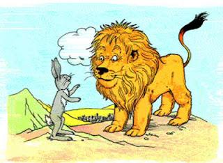 fabula el buen rey leon