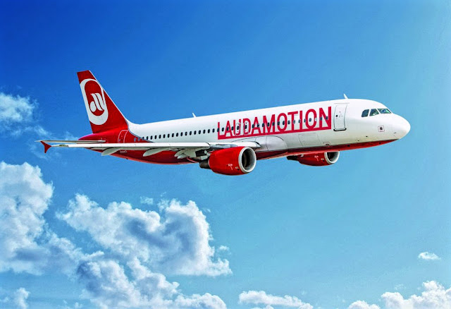 a320 laudamotion
