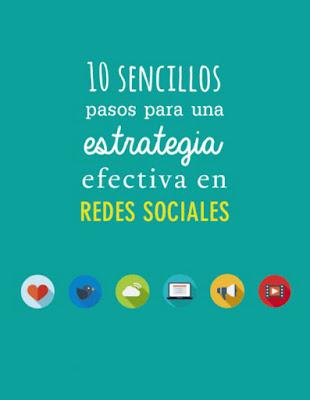 LIBRO - 10 Sencillos Pasos Para  Una Estrategia Efectiva En Redes Sociales  Óscar Rodríguez (Anaya Multimedia - 12 Mayo 2016)  Edición papel | COMPRAR EN AMAZON ESPAÑA
