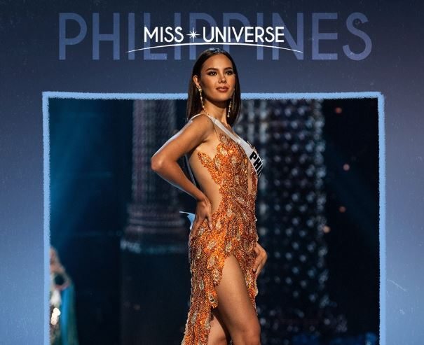 Congratulations, Catriona Gray!