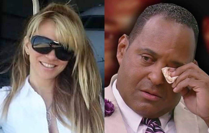 Noelia arremete contra Tony Dandrades