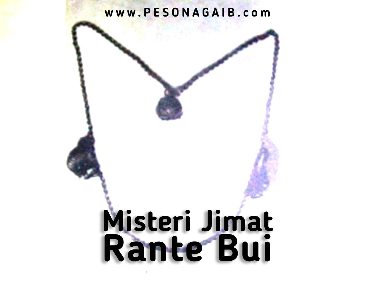 Misteri Rante Bui Aceh